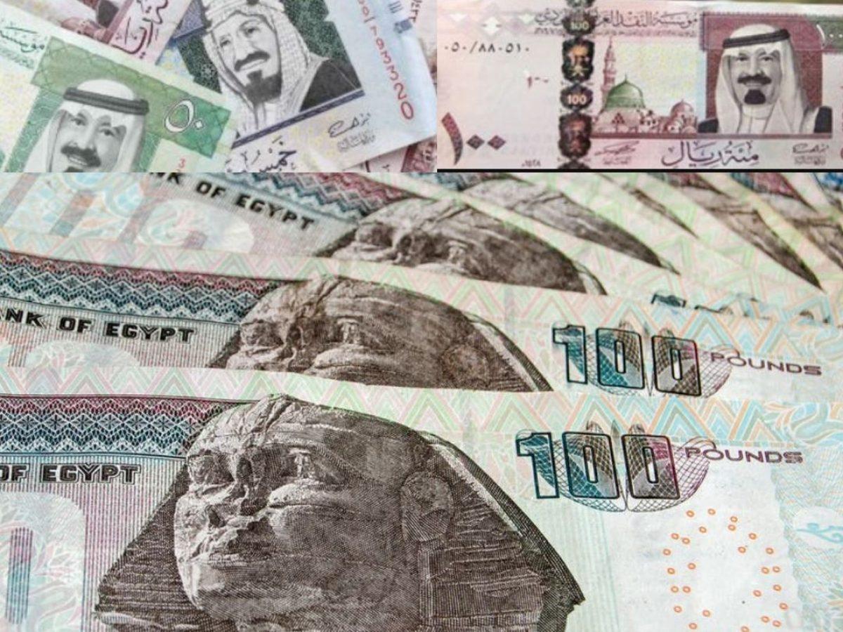 اسعار الريال السعودى فى السوق السوداء فى مصر اليوم